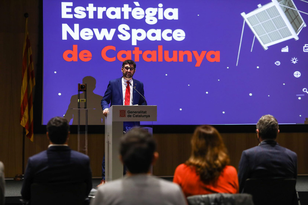 Catalonia New Space